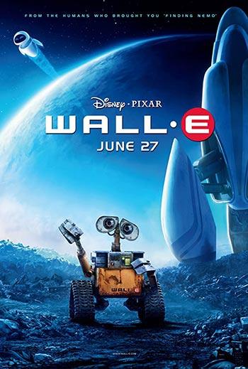 دانلود انیمیشن دوبله فارسی وال ای WALL E 2008