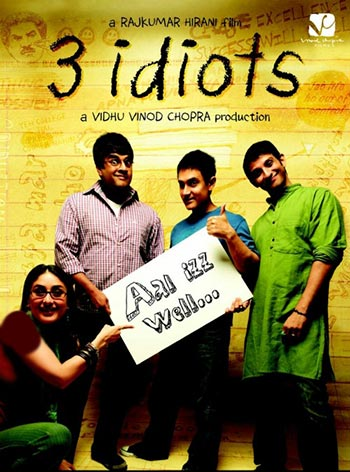 دانلود فیلم دوبله فارسی سه احمق 3 Idiots 2009 زیرنویس فارسی چسبیده