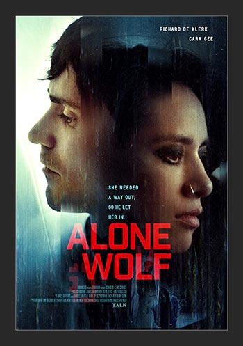 دانلود فیلم زیرنویس فارسی چسبیده گرگ تنها Alone Wolf 2020