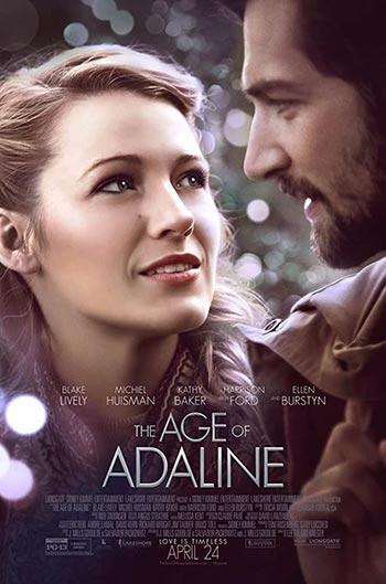 دانلود فیلم دوبله فارسی روزگار آدلین The Age of Adaline 2015 زیرنویس فارسی چسبیده