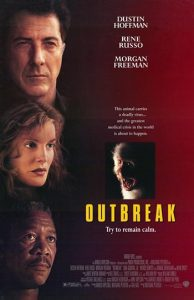 دانلود فیلم دوبله فارسی شیوع Outbreak 1995