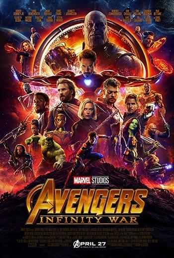 دانلود فیلم دوبله فارسی انتقام جویان جنگ ابدیت Avengers Infinity War 2018