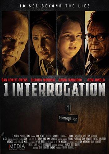 دانلود فیلم زیرنویس فارسی چسبیده یک بازجویی 1 Interrogation 2020