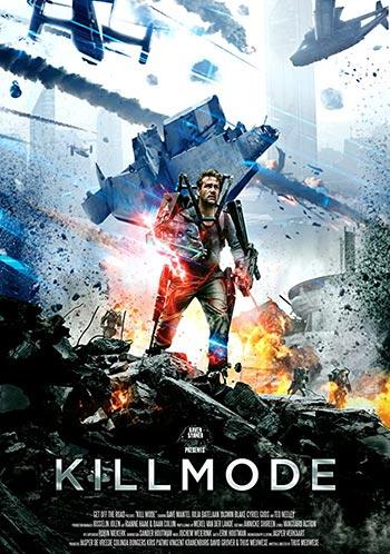دانلود فیلم زیرنویس فارسی چسبیده شکل کشتن Kill Mode 2020