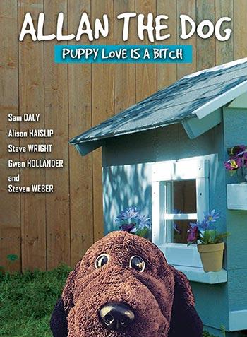 دانلود فیلم زیرنویس فارسی چسبیده آلن سگ Allan the Dog 2020