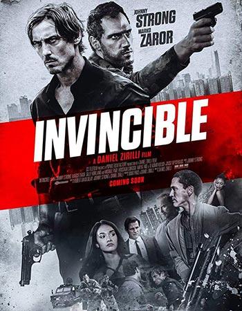 دانلود فیلم زیرنویس فارسی چسبیده نامیرا Invincible 2020