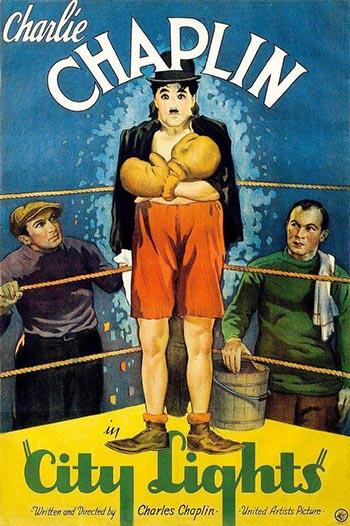دانلود فیلم دوبله فارسی روشنایی های شهر City Lights 1931