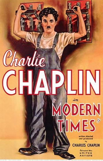 دانلود فیلم دوبله فارسی عصر جدید Modern Times 1936