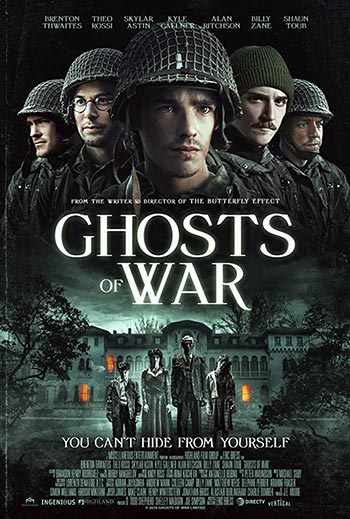 دانلود فیلم زیرنویس فارسی چسبیده جنگ ارواح Ghosts of War 2020