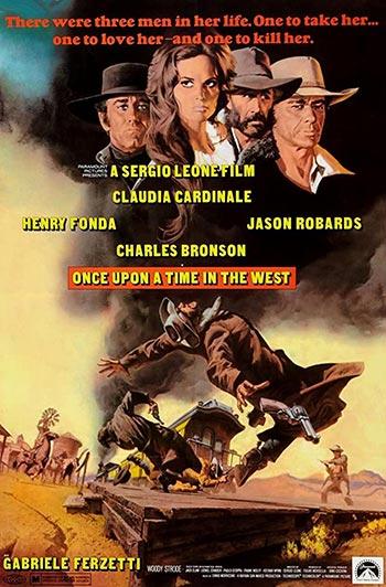 دانلود فیلم دوبله فارسی روزی روزگاری در غرب Once Upon a Time in the West 1968