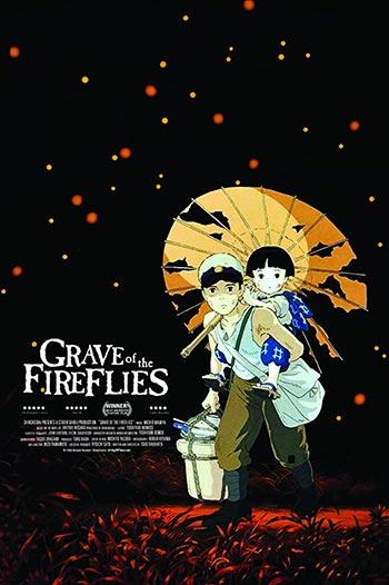 دانلود انیمیشن دوبله فارسی مدفن کرم های شب تاب Grave of the Fireflies 1988
