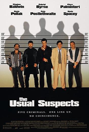 دانلود فیلم دوبله فارسی مظنونین همیشگی The Usual Suspects 1995