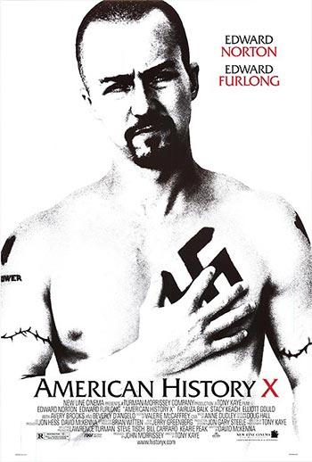 دانلود فیلم دوبله فارسی تاریخ مجهول آمریکا American History X 1998