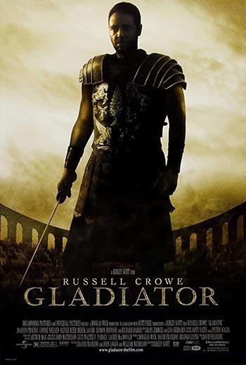دانلود فیلم دوبله فارسی گلادیاتور Gladiator 2000
