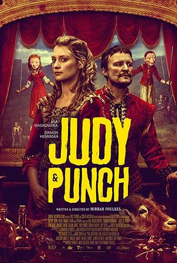 دانلود فیلم زیرنویس فارسی چسبیده جودی و پانچ Judy and Punch 2019