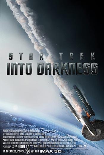 دانلود فیلم دوبله فارسی پیشتازان فضا به سوی تاریکی Star Trek Into Darkness 2013