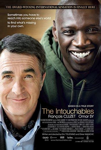 دانلود فیلم دوبله فارسی دست نیافتنی ها The Intouchables 2011