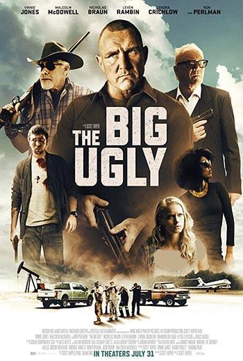 دانلود فیلم زیرنویس فارسی چسبیده بزرگ زشت The Big Ugly 2020