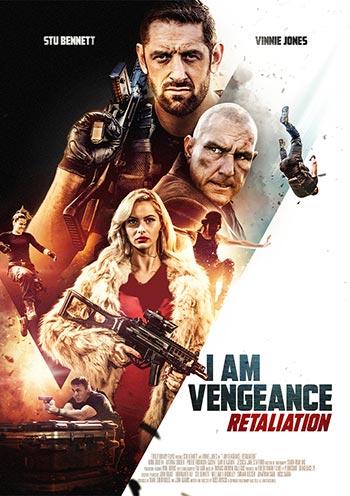 دانلود فیلم زیرنویس فارسی چسبیده من انتقام میگیرم 2 I Am Vengeance: Retaliation 2020