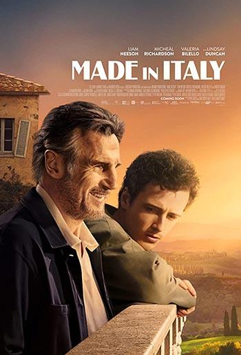 دانلود فیلم زیرنویس فارسی چسبیده ساخت ایتالیا Made in Italy 2020