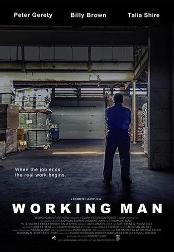 دانلود فیلم زیرنویس فارسی چسبیده مرد کاری Working Man 2020