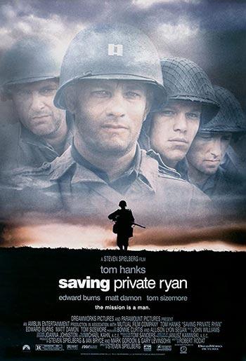 دانلود فیلم دوبله فارسی نجات سرباز رایان Saving Private Ryan 1998