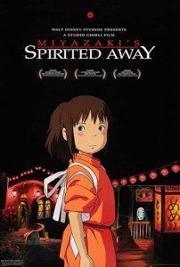 دانلود انیمیشن دوبله فارسی شهر اشباح Spirited Away 2001