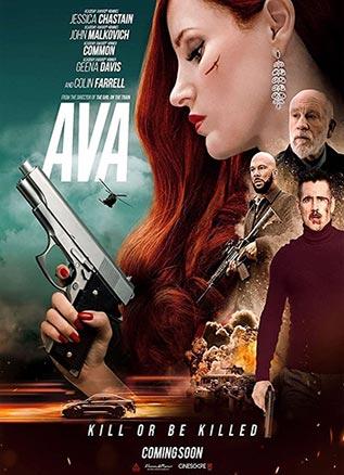 دانلود فیلم زیرنویس فارسی چسبیده ایوا Ava 2020