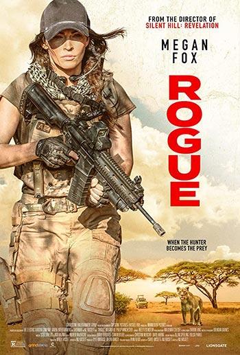 دانلود فیلم زیرنویس فارسی چسبیده یاغی Rogue 2020