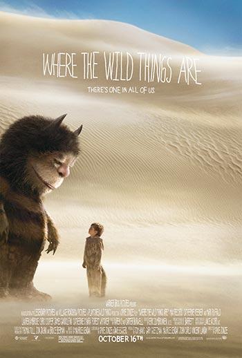 دانلود فیلم دوبله فارسی جایی که موجودات وحشی هستند Where the Wild Things Are 2009 زیرنویس فارسی چسبیده