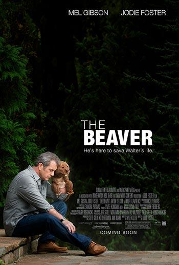 دانلود فیلم دوبله فارسی سگ آبی The Beaver 2011