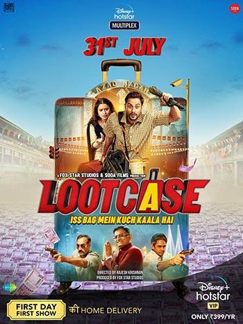 دانلود فیلم زیرنویس فارسی چسبیده چمدان Lootcase 2020