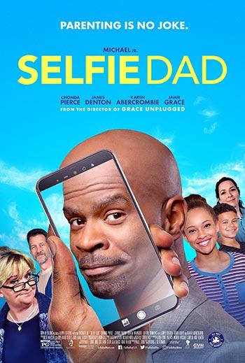 دانلود فیلم زیرنویس فارسی چسبیده سلفی بابا Selfie Dad 2020