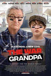 دانلود فیلم زیرنویس فارسی چسبیده جنگ با بابابزرگ The War with Grandpa 2020 دوبله فارسی