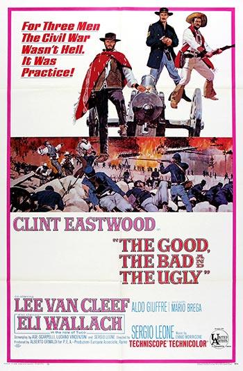دانلود فیلم دوبله فارسی خوب بد زشت The Good the Bad and the Ugly 1966
