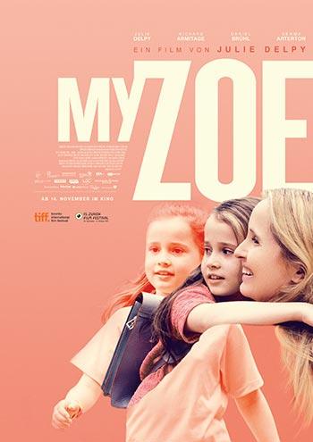 دانلود فیلم زیرنویس فارسی چسبیده زویی من My Zoe 2019