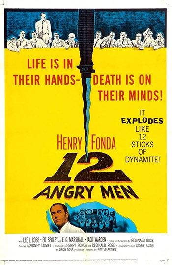 دانلود فیلم دوبله فارسی 12 مرد خشمگین 12Angry Men