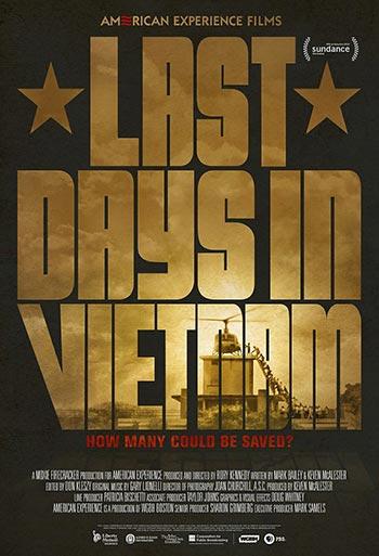 دانلود فیلم زیرنویس فارسی چسبیده آخرین روزها در ویتنام Last Days in Vietnam 2014
