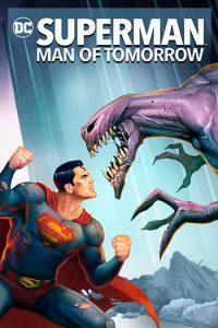 دانلود فیلم زیرنویس فارسی چسبیده سوپرمن مرد فردا Superman: Man of Tomorrow 2020 دوبله فارسی