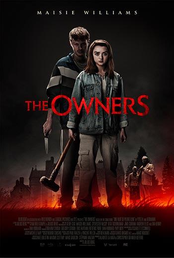 دانلود فیلم زیرنویس فارسی چسبیده مالکان The Owners 2020