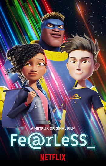 دانلود انیمیشن دوبله فارسی بی باک Fearless 2020
