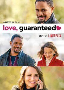دانلود فیلم زیرنویس فارسی چسبیده تضمین عشق Love Guaranteed 2020