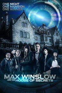دانلود فیلم زیرنویس فارسی چسبیده مکس وینسلو و خانه اسرار Max Winslow and the House of Secrets 2019