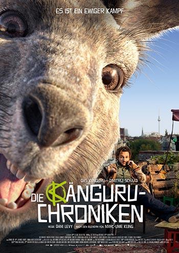 دانلود فیلم زیرنویس فارسی چسبیده سرگذشت کانگورو The Kangaroo Chronicles 2020