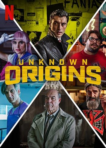دانلود فیلم زیرنویس فارسی چسبیده اصیل های ناشناخته Unknown Origins 2020