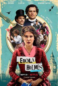 دانلود فیلم زیرنویس فارسی چسبیده انولا هولمز Enola Holmes 2020 دوبله فارسی