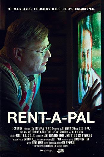 دانلود فیلم زیرنویس فارسی چسبیده رفیق اجاره ای Rent-A-Pal 2020