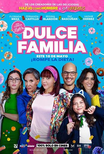 دانلود فیلم زیرنویس فارسی چسبیده خانواده شیرین Dulce Familia 2019