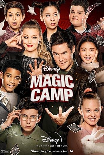 دانلود فیلم دوبله فارسی کمپ جادو Magic Camp 2020