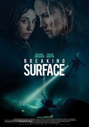 دانلود فیلم زیرنویس فارسی چسبیده شکستن سطح Breaking Surface 2020